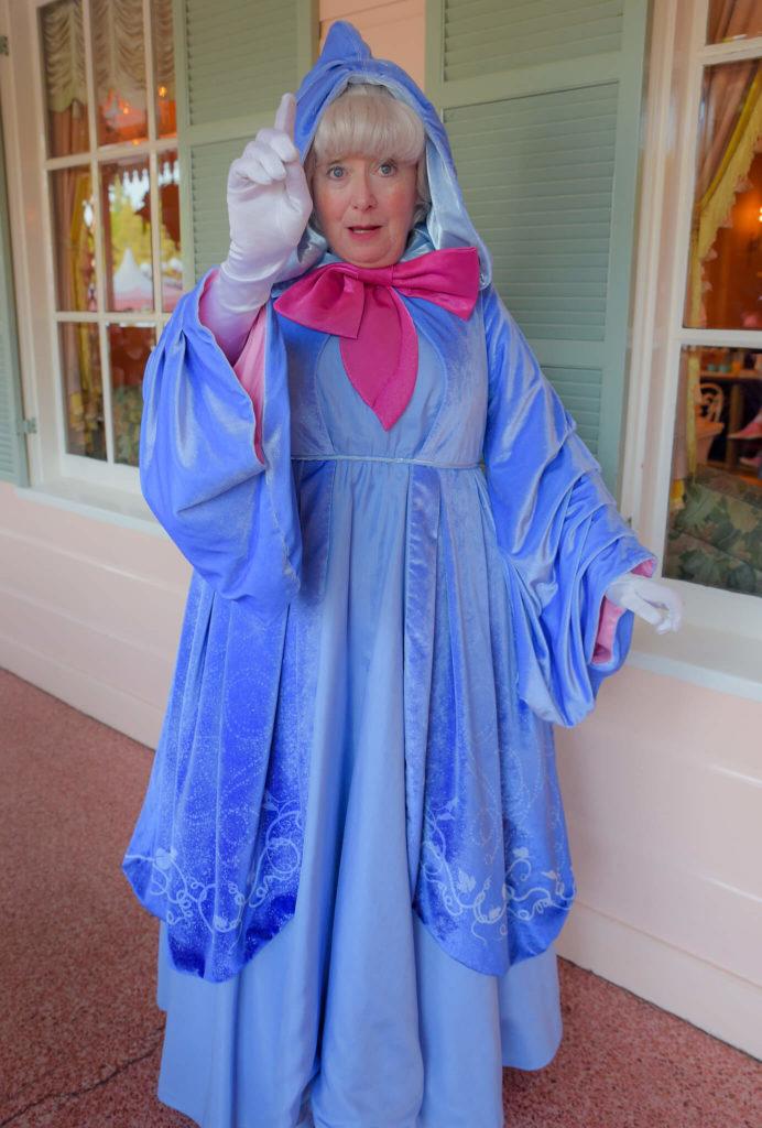 プラザ・インのフェアリーゴッドマザー