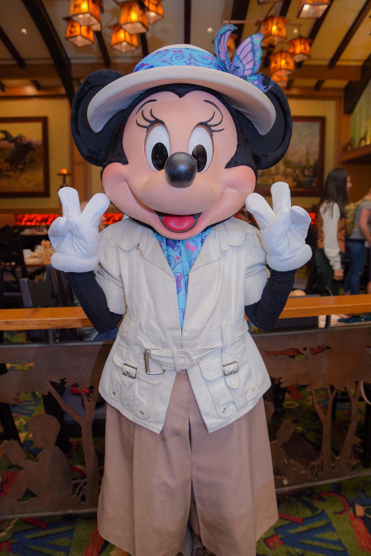 ストーリテラーカフェのミニー