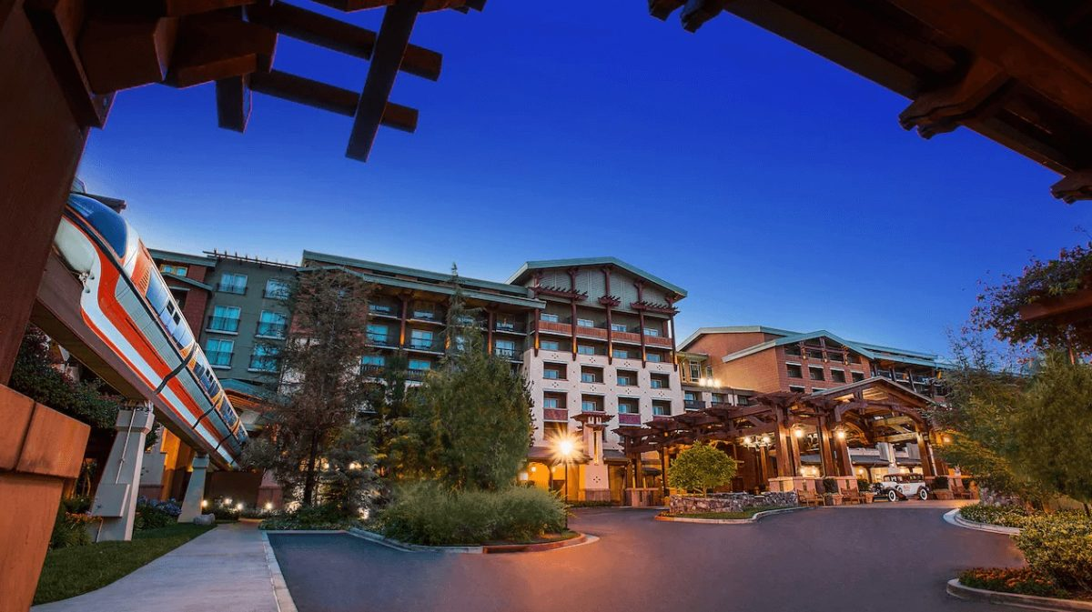 グランドカリフォルニアンホテル